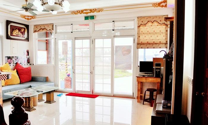 澎湖:觀星海民宿-大廳